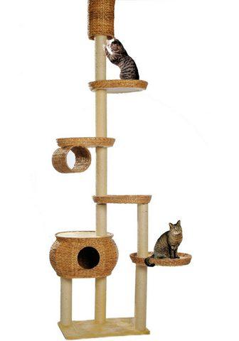 SILVIO DESIGN Kačių stovas su draskyklė »Cestino«