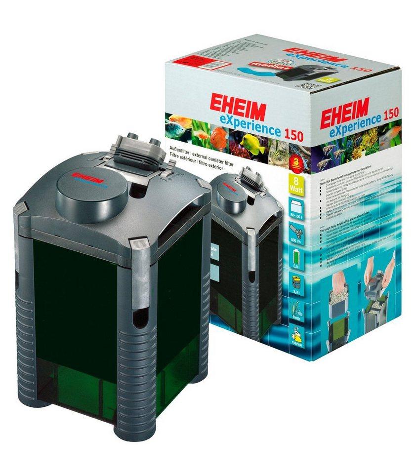 Aquarienfilter »EHEIM Außenfilter eXperience« in grau