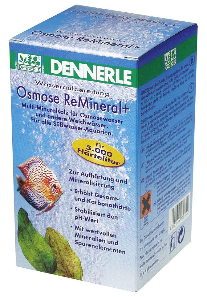 Aquariendeko »Multi-Mineralsalz Osmose ReMineral+« in weiß