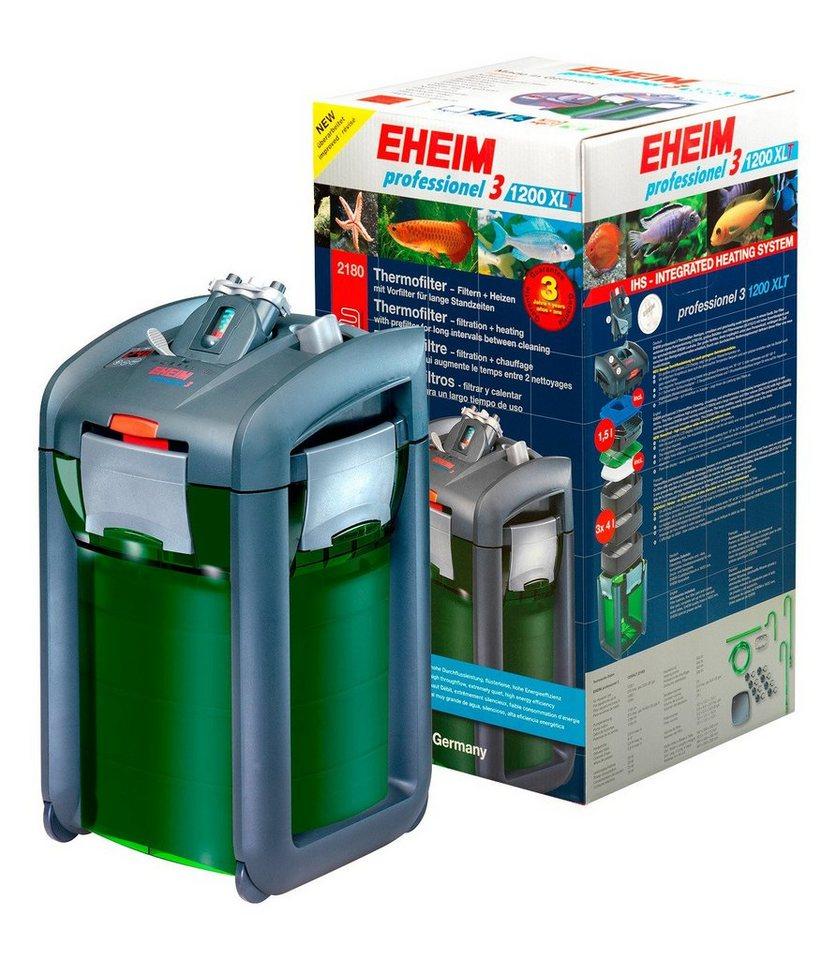 Aquarienfilter »EHEIM Thermofilter Professionel 3 1200XLT«« in grün