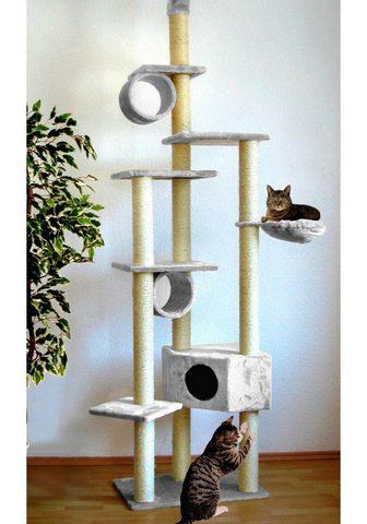 SILVIO DESIGN Kačių stovas su draskyklė »Cherry« BxH...