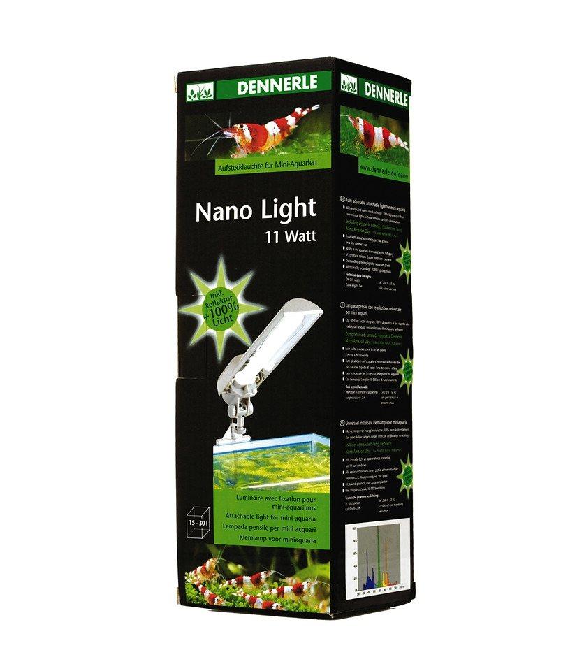 Leuchtstoffröhre »Nano UV-Licht« in weiß