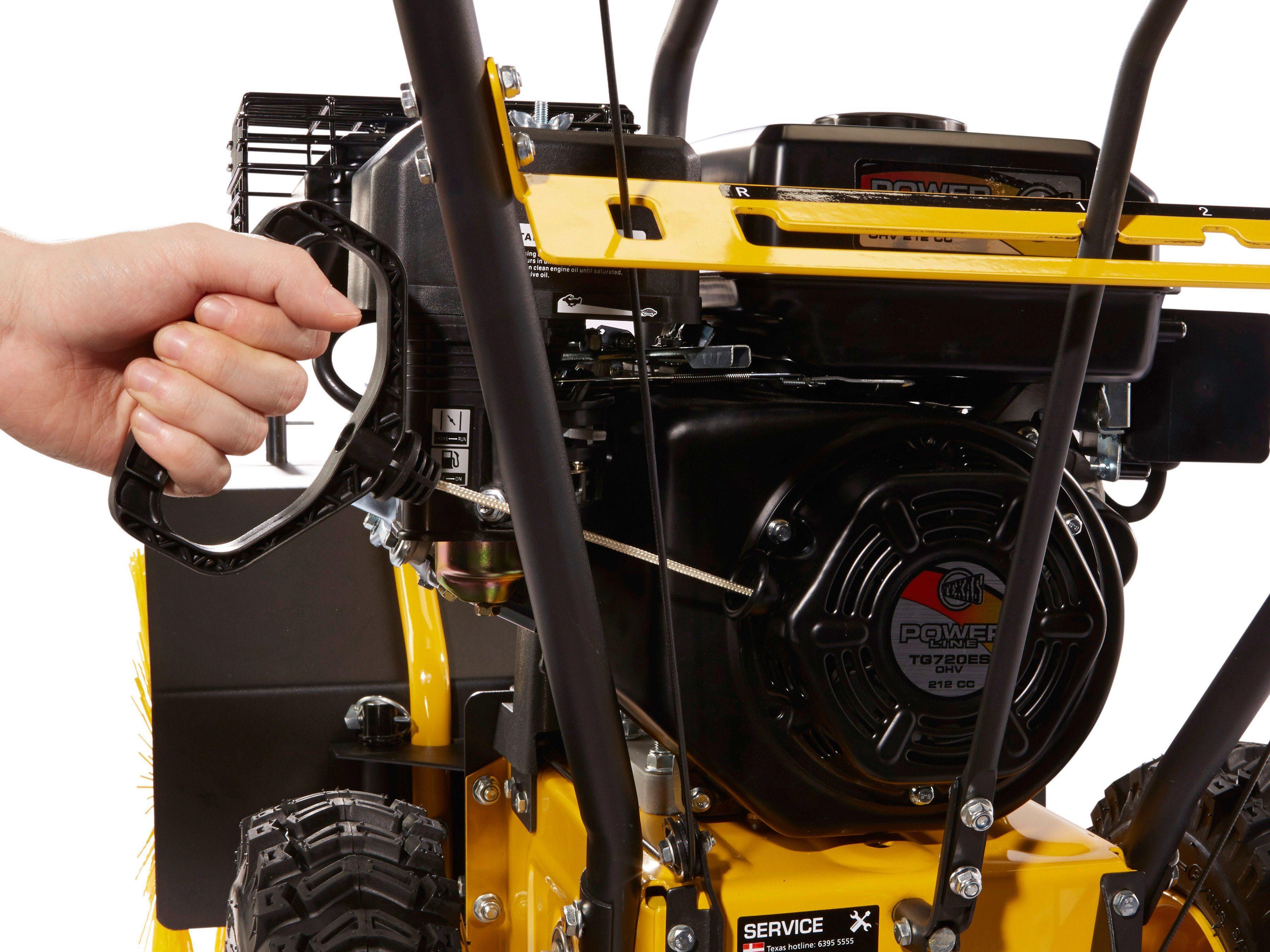 Kehrmaschine »Handy Sweep 650TGE«