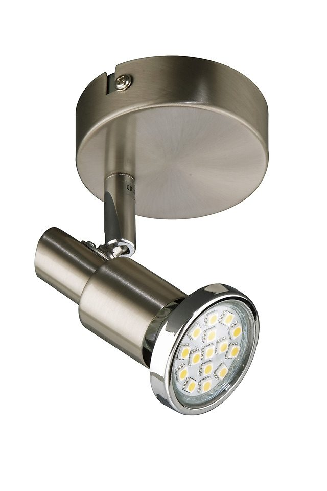 BRILONER LED-Spotleuchte »Cool«, 1-flammig, matt-nickel, 3W