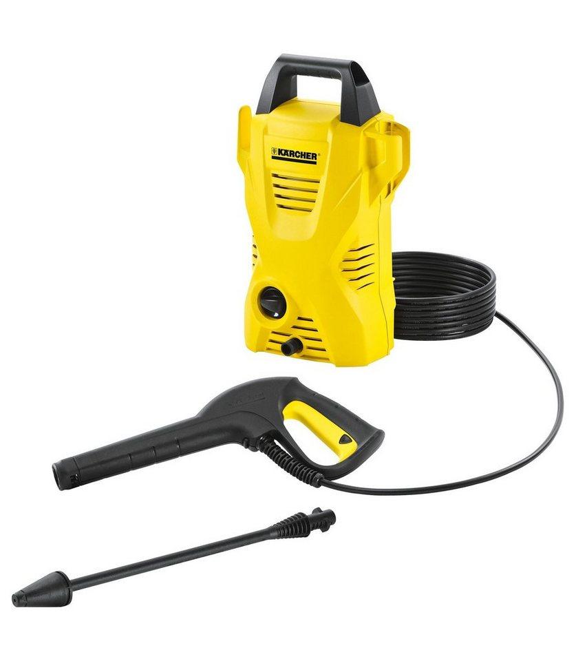Hochdruckreiniger »K2 Basic« in gelb