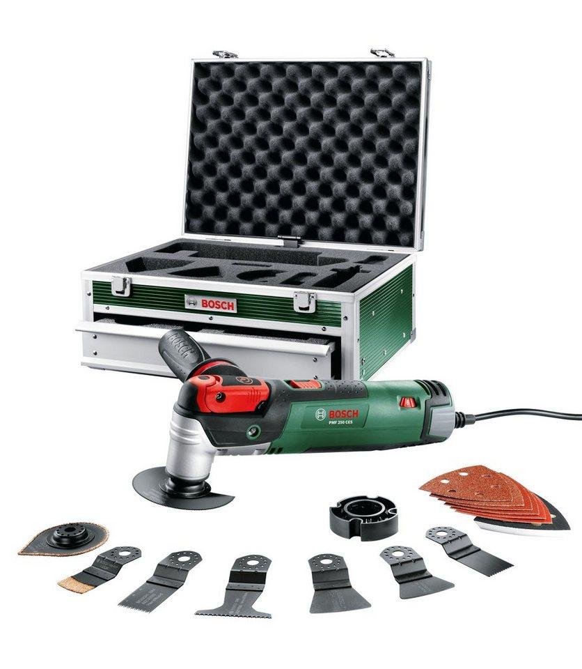 Multifunktionswerkzeug »PMF 250 CES« in grün