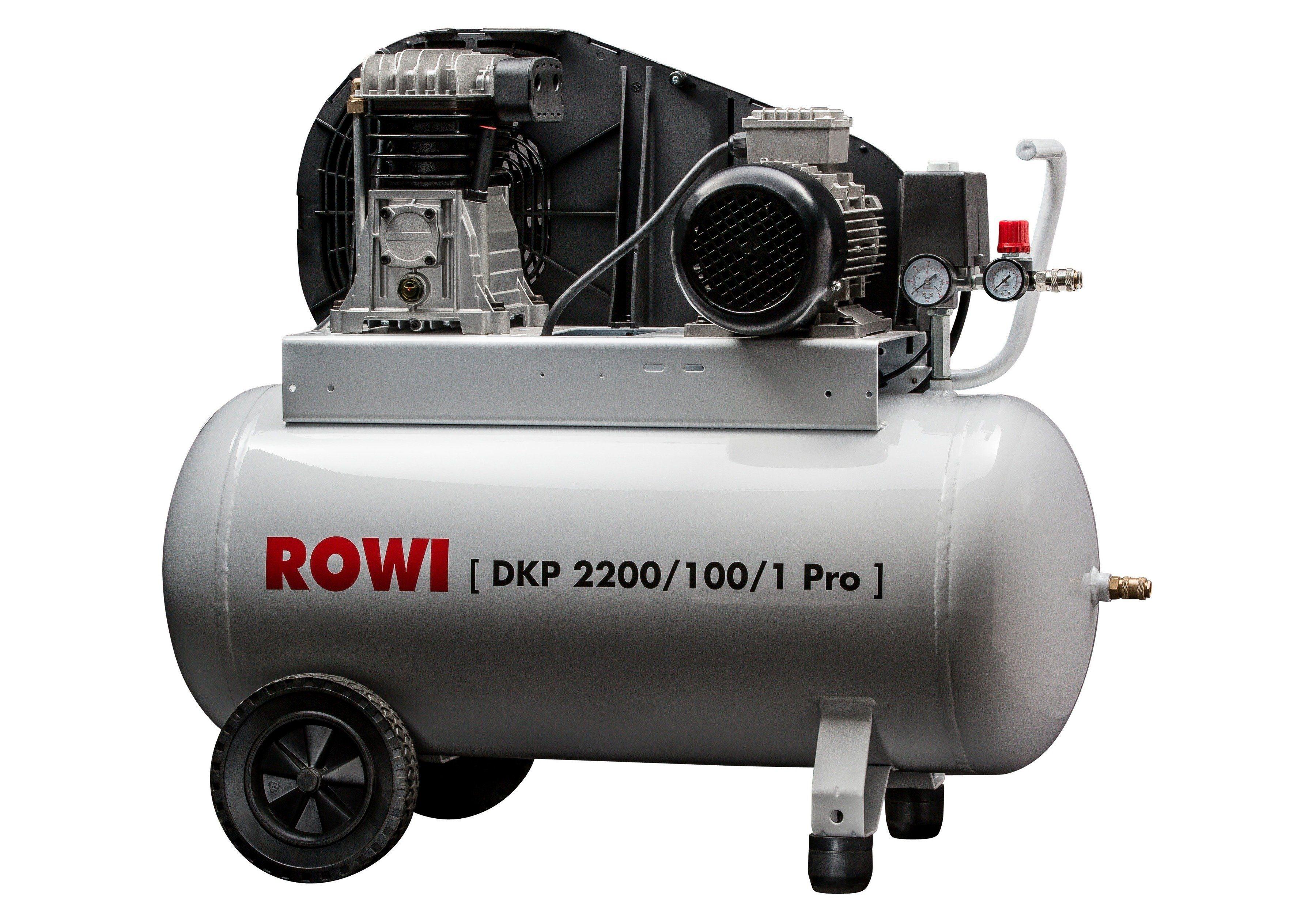 Rowi Kompressor »2200/100/1«