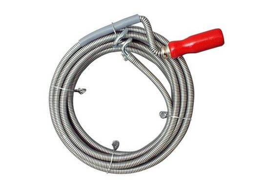 CORNAT Reinigungsspirale Rohrreinigungswelle, Rohrspirale 10 Meter lang , Abflußfrei