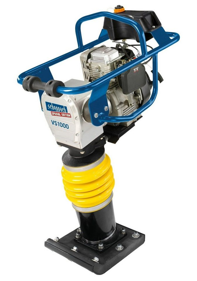 Vibrationsstampfer »VS 1000« in blau