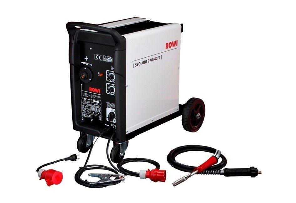 Schutzgasschweißgerät »MIG 270/40/1«