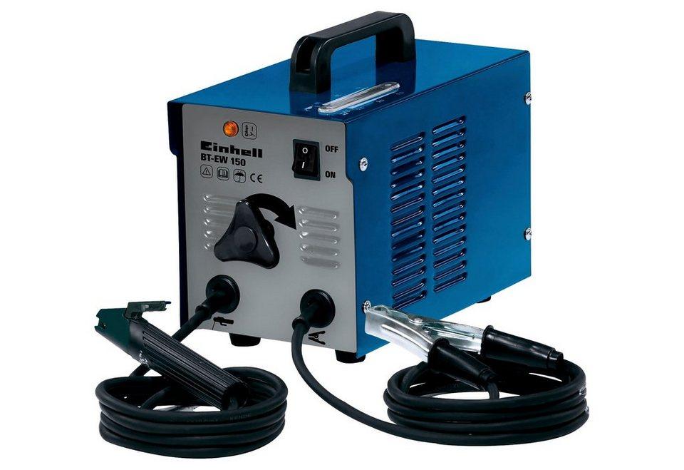 Elektroschweißgerät »BT-EW 150« in blau
