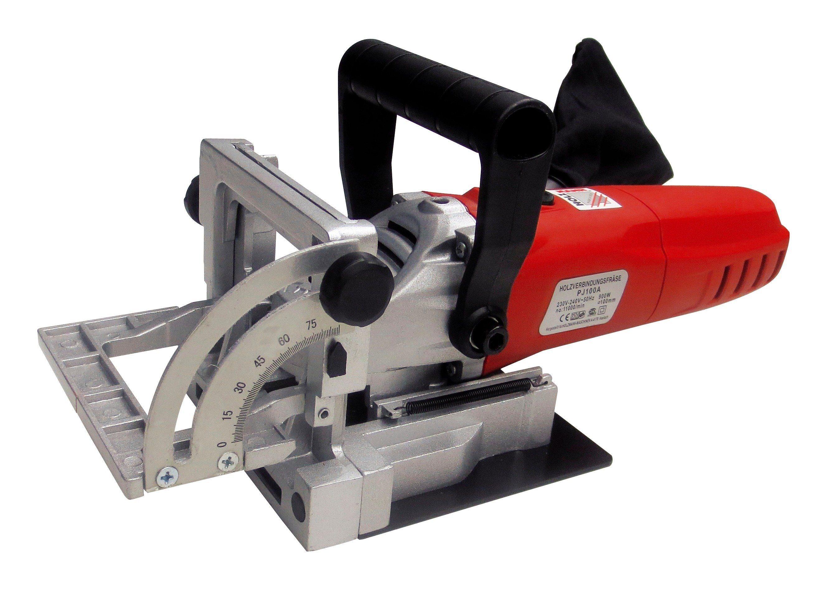 Holzmann-Maschinen Holzverbindungsfräse »PJ 100A«