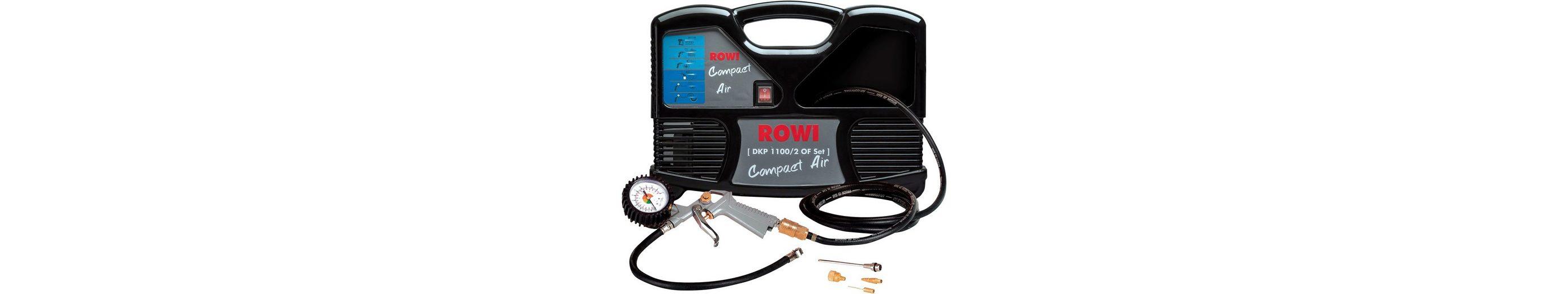 Set: Kompressor »DKP 1100/2 OF«