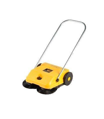 Handkehrmaschine »haaga 250« in gelb
