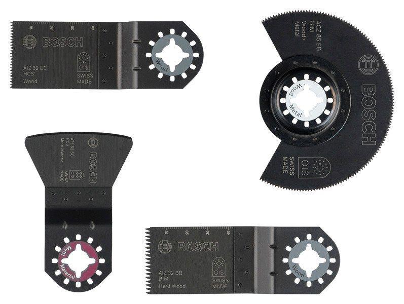Werkzeug-Zubehör-Set »PMF Boden / Einbau, 4-tlg.« in schwarz