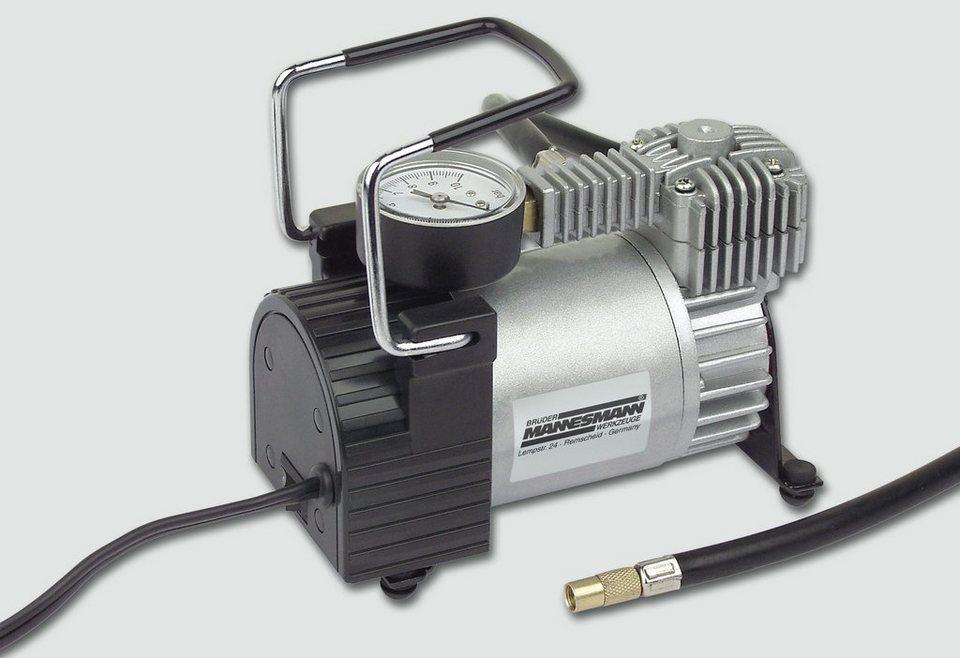 Mini-Alu-Kompressor »01790« in silberfarben