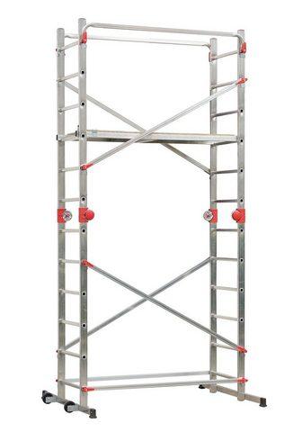 HAILO Daugiafunkcinės kopėčios »1-2-3 500 Co...