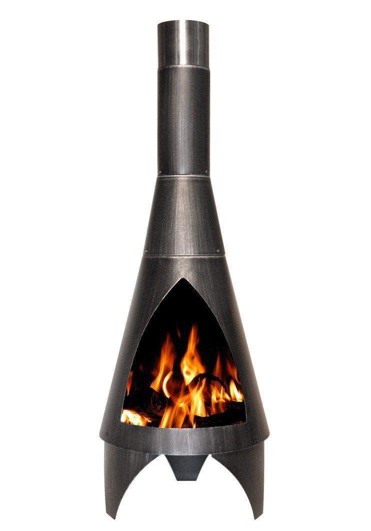 BUSCHBECK Feuerstelle »Colorado 125«, Ø/H: 45/125 cm