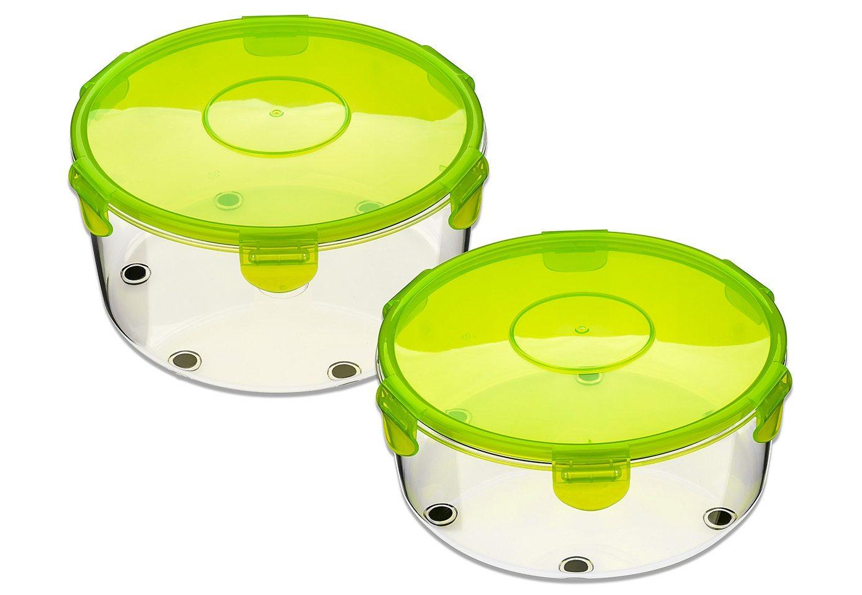 Salat-Chef Smart Behälter-Set, Genius® (4tlg.)
