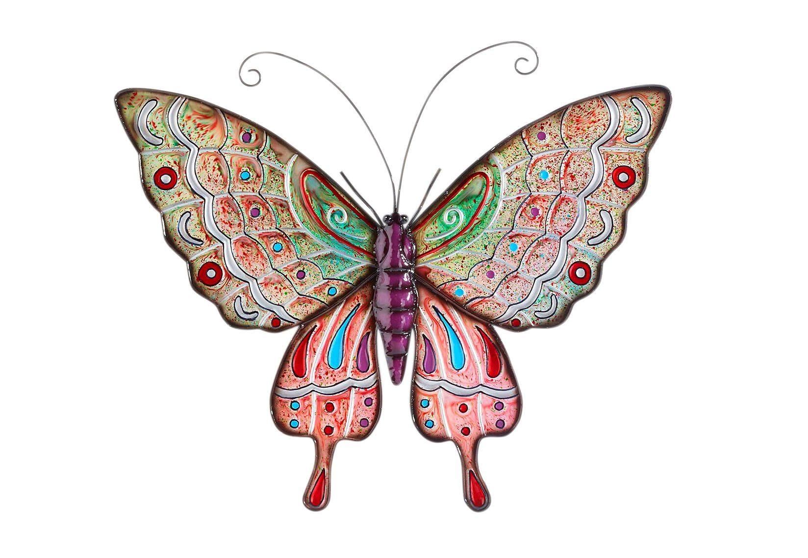 Home affaire Wanddekoration »Schmetterling«