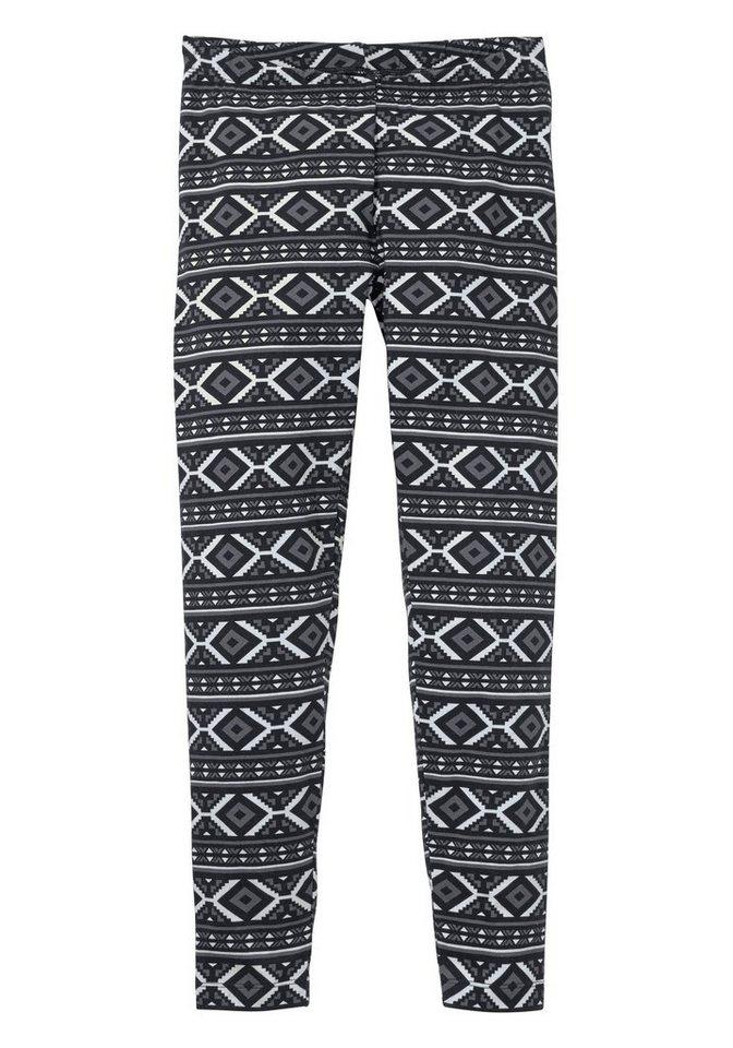 arizona leggings mit grafischem muster kaufen otto. Black Bedroom Furniture Sets. Home Design Ideas