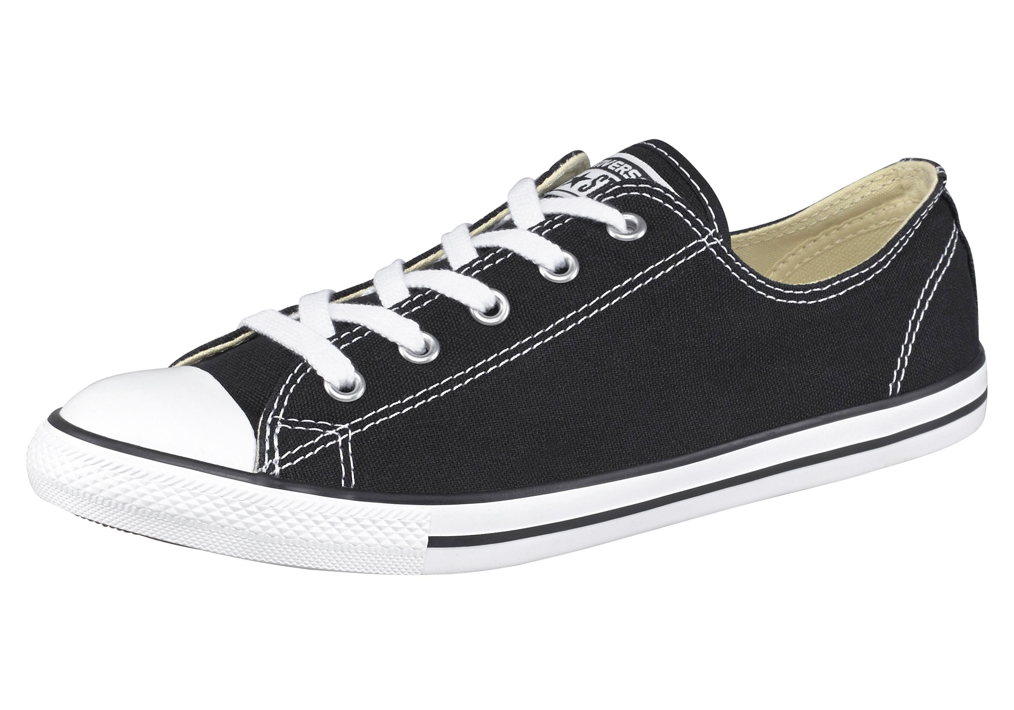 Converse Chuck Taylor All Star Dainty Ox Sneaker  schwarz-weiß