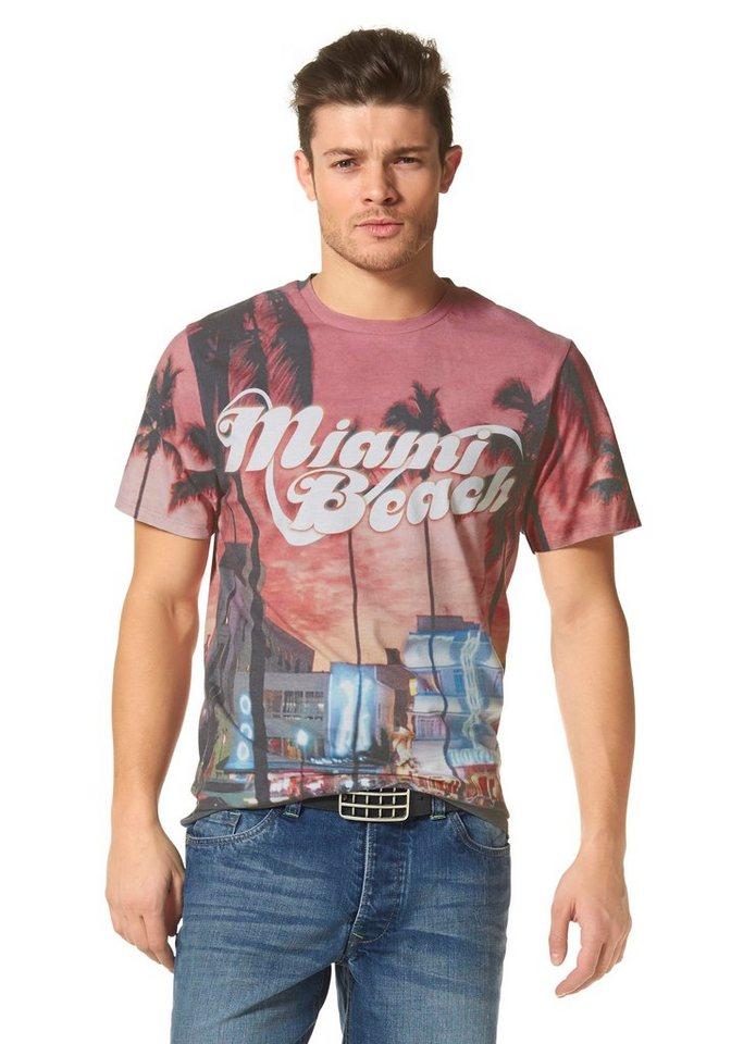 John Devin T-Shirt in bedruckt
