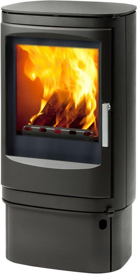 Kaminofen »Fuego 1« 5 kW, externe Luftzufuhr in schwarz