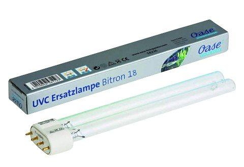 UVC-Leuchtmittel in weiß