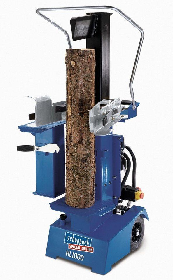 Elektro-Holzspalter »HL 1000«