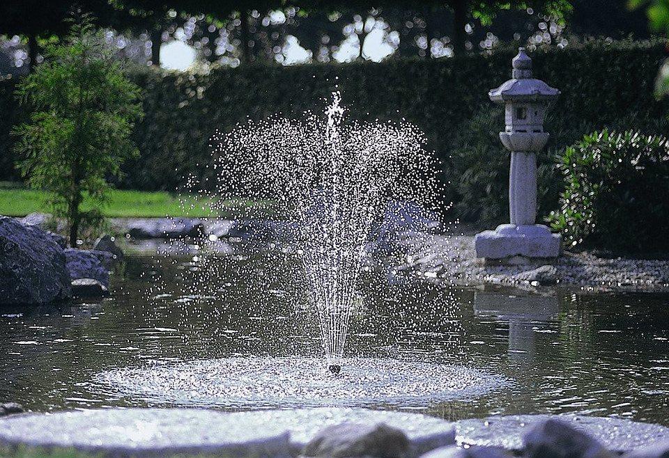 Springbrunnenpumpen »Aquarius Fountain 1000« in schwarz