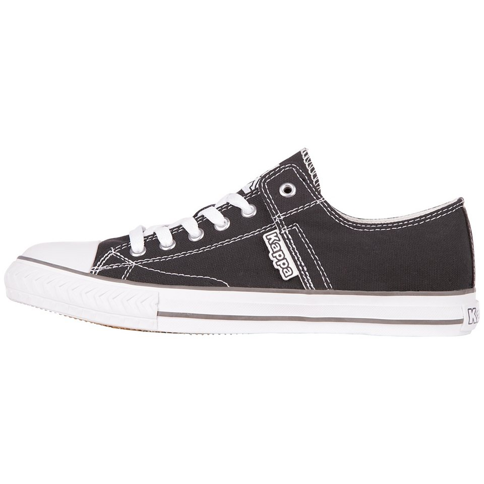 KAPPA Sneaker »NORRIS LOW« in black