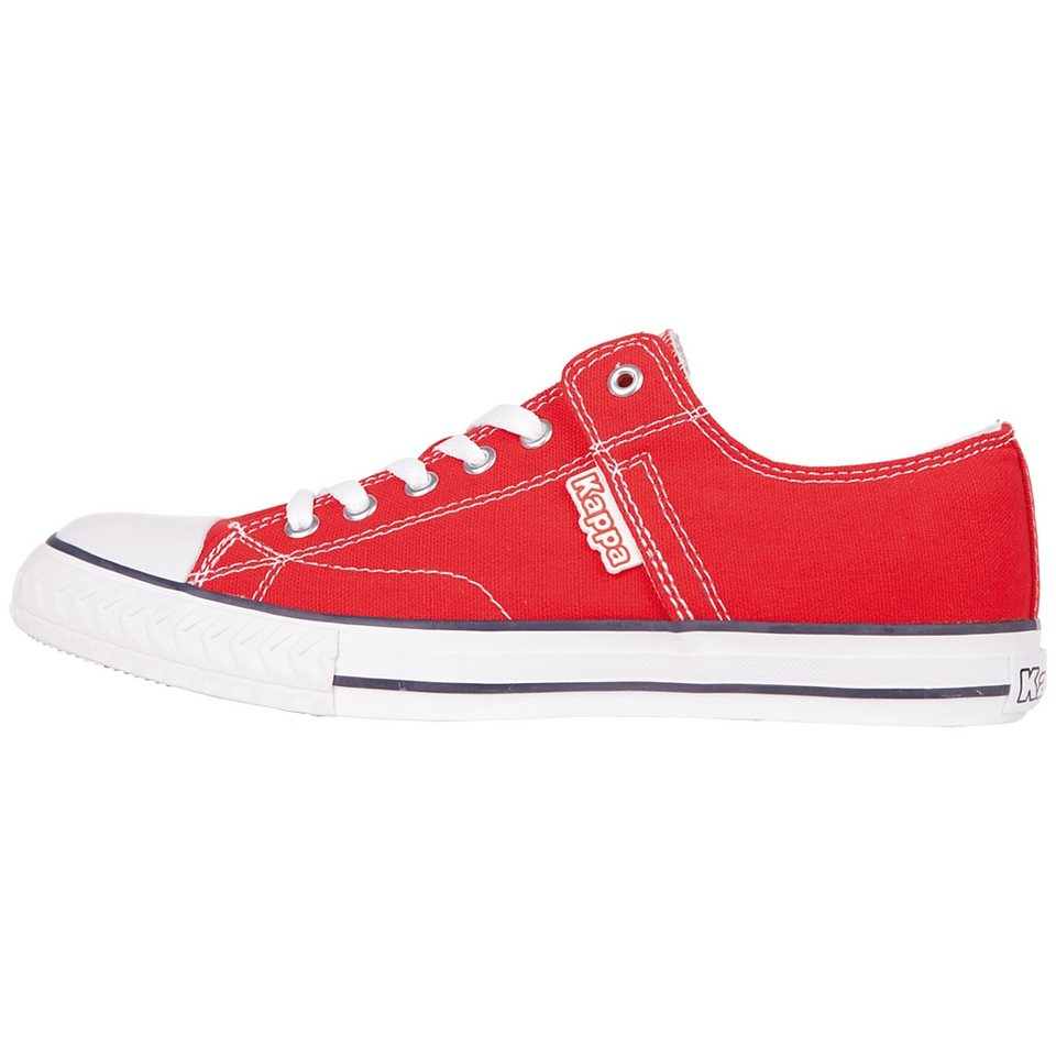 KAPPA Sneaker »NORRIS LOW« in red