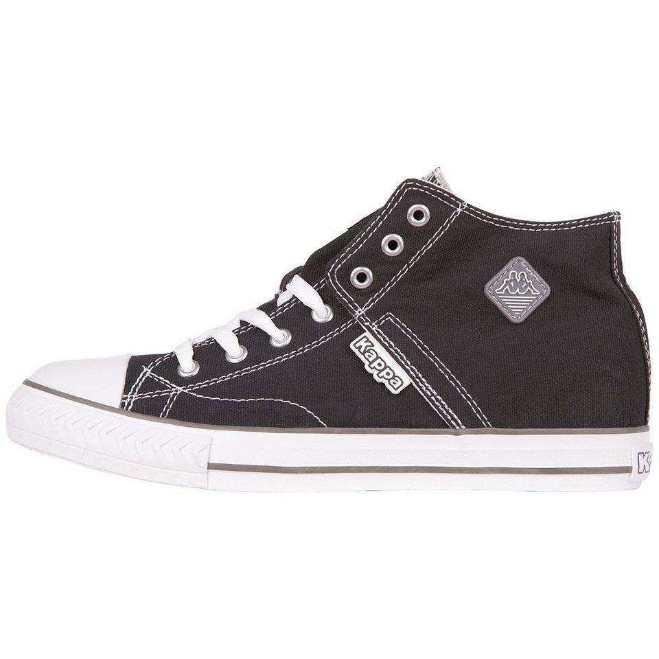 KAPPA Sneaker »NORRIS MID« in black