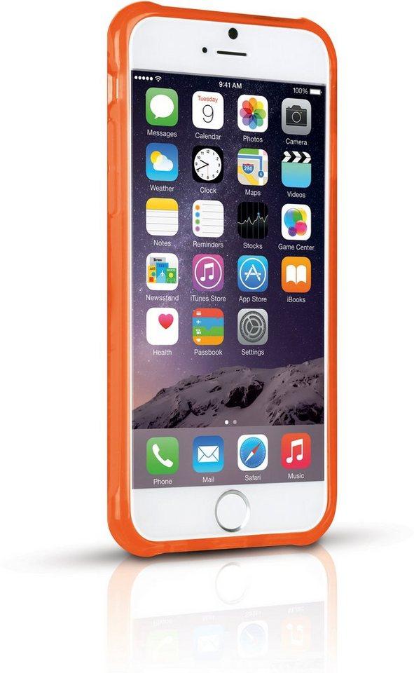 ODOYO Schutzhülle für iPhone 6 Plus (QUAD360) »360° Rundumschutz« in orange
