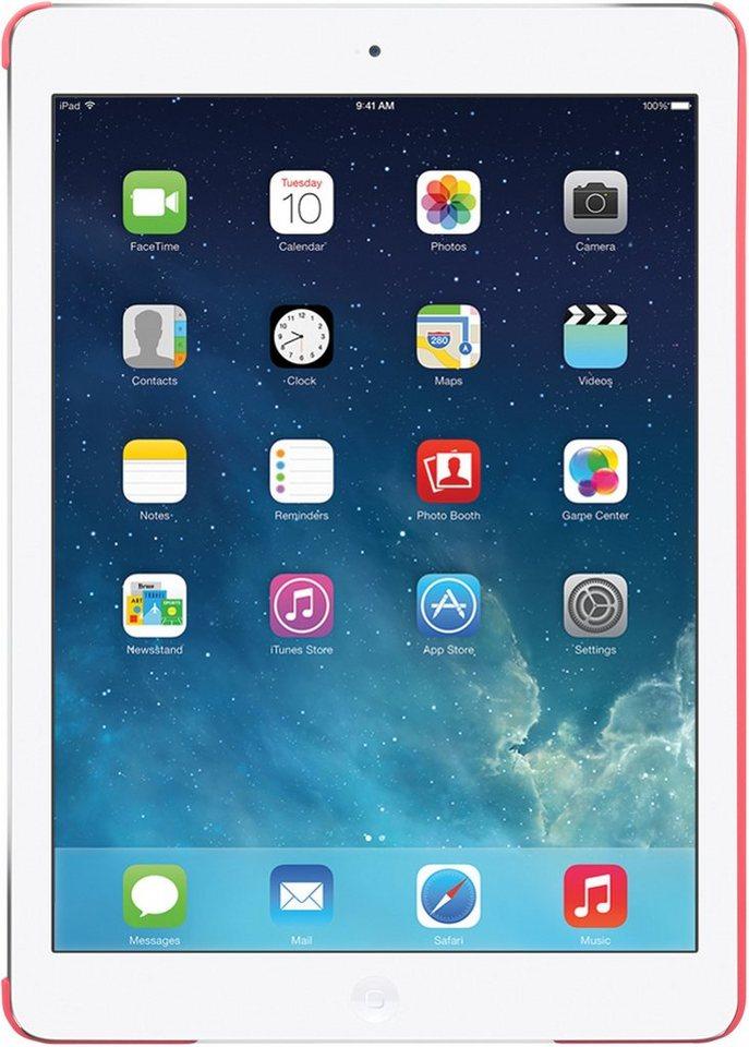 ODOYO Schutzhülle für iPad mini (SmartCoat) »Stoßabsorbierende Hülle mit Display-Schutzkante« in pink