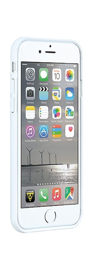 Topeak Smartphone Halter »RideCase für iPhone 6 mit Halter white«
