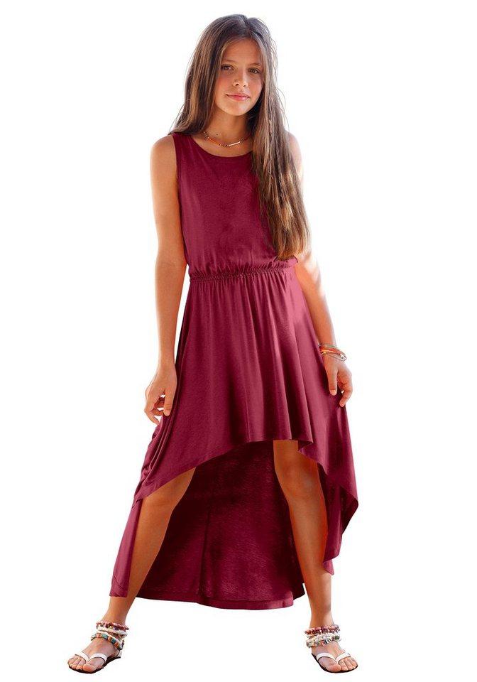 Arizona Vokuhila-Kleid in leichter Jersey-Qualität | OTTO
