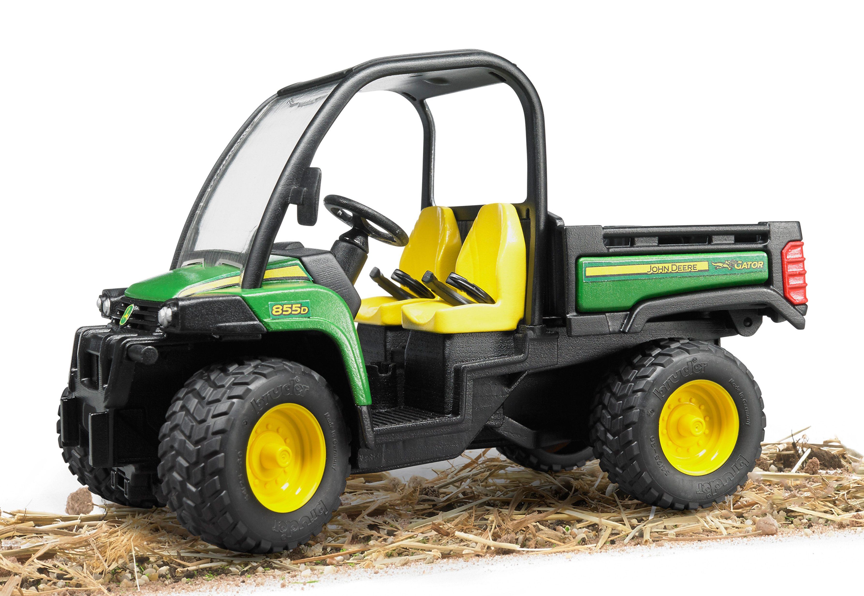 bruder® Mini-Fahrzeug, »John Deere Gator XUV 855D«