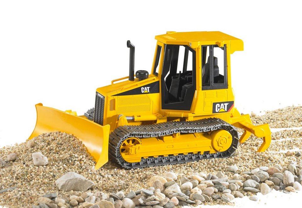bruder® Kettendozer, »CAT« in gelb