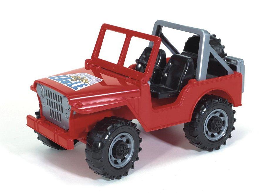 bruder® Geländewagen in rot