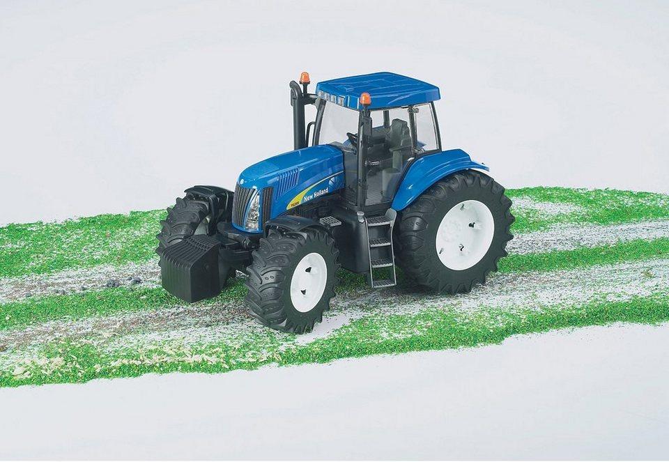 bruder® Traktor, »New Holland T8040« in blau