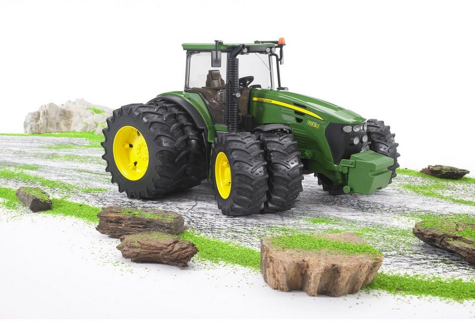 Bruder® traktor 03052 »john deere 7930 zwillingsbereifung« online