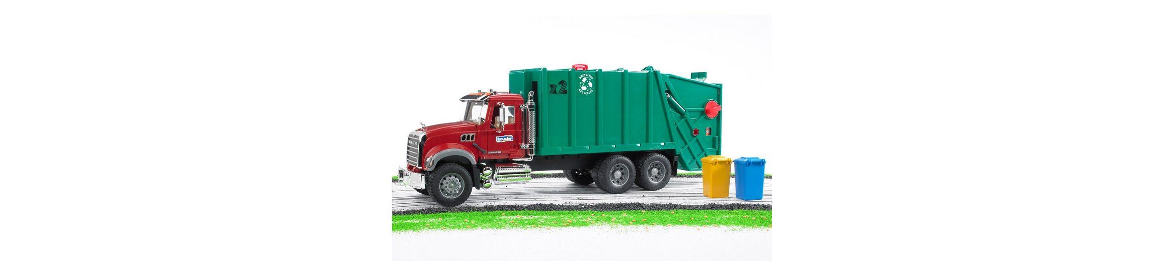 bruder® Müll-LKW, »Mack Granite«
