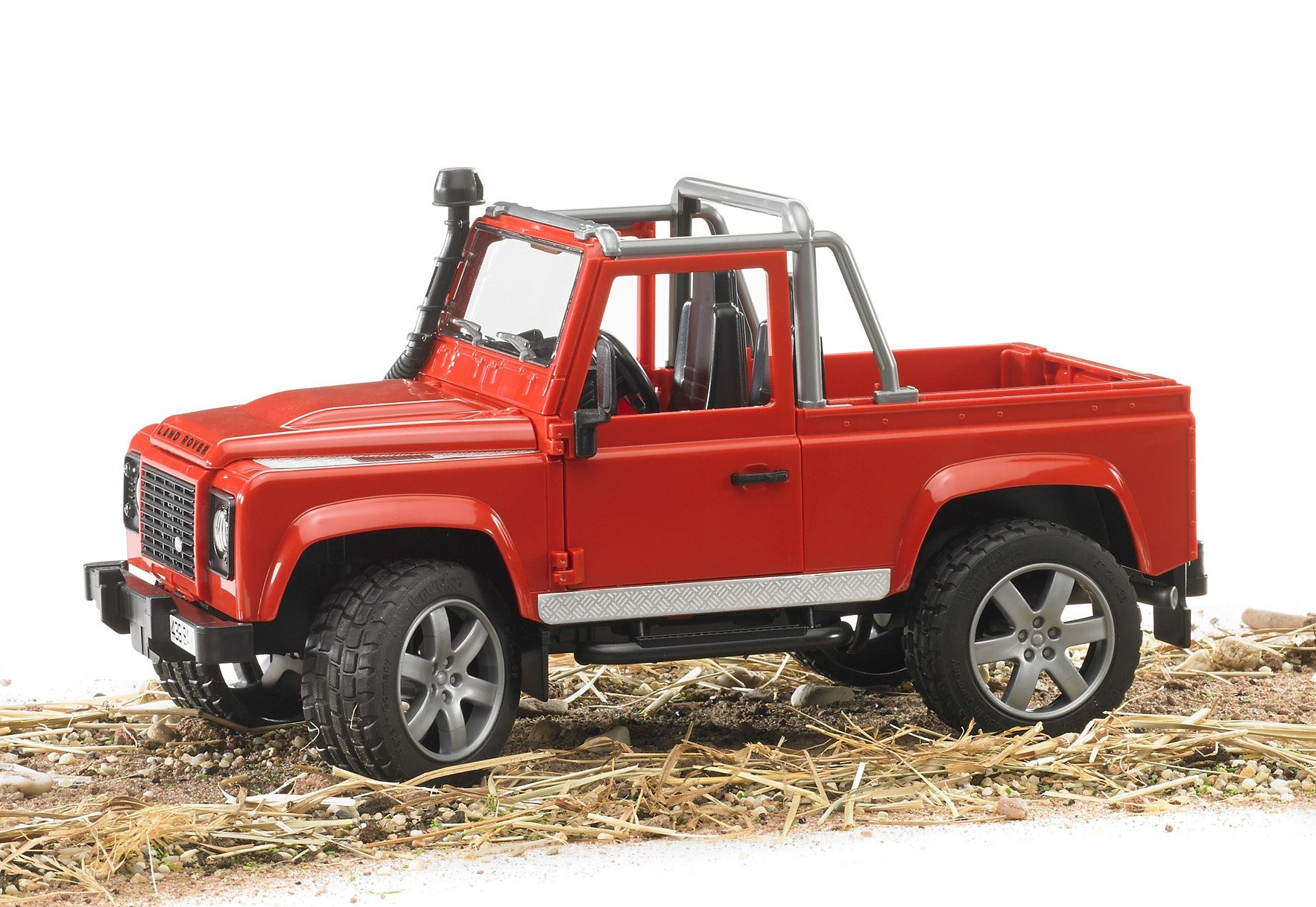 bruder® Geländewagen, »Land Rover Defender Pick Up«