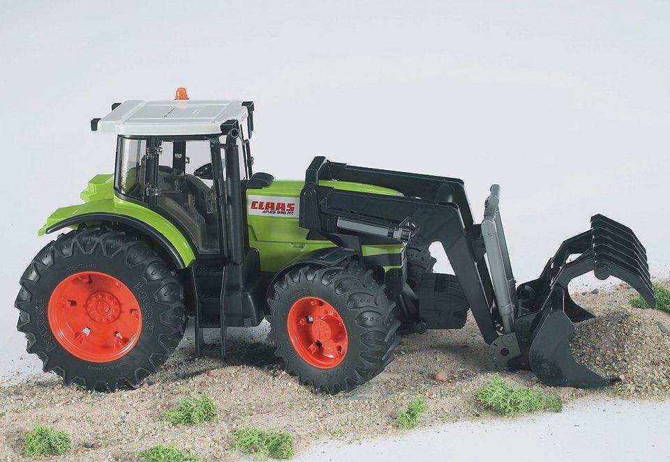 Bruder traktor claas atles rz frontlader« otto