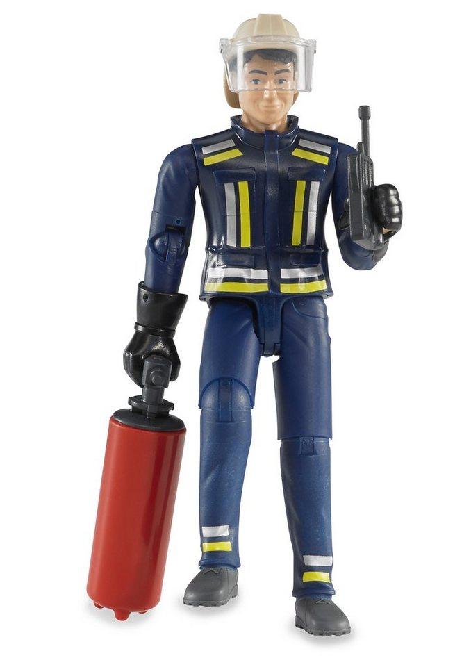 bruder® Zubehör, Feuerwehrmann mit Zubehör