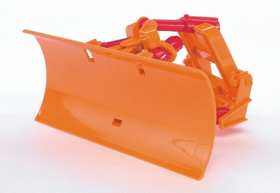 bruder® Räumschild in orange