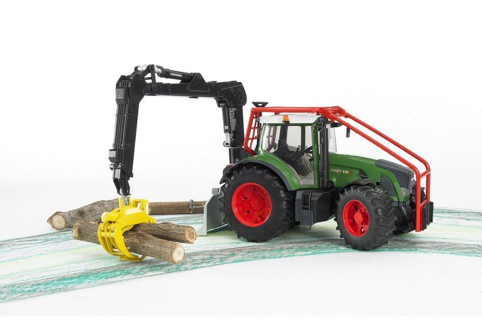 bruder® Forsttraktor, »Fendt 936 Vario« in grün