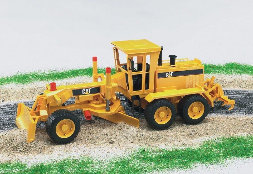 bruder® Motor-Grader, »CAT« in gelb
